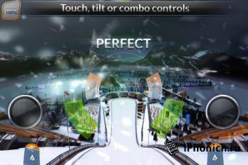 Ski Jumping 2012 - прыжки на лыжах с трамплина.