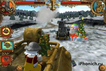 Игра для iPhone B.A.N.G. X-Mas