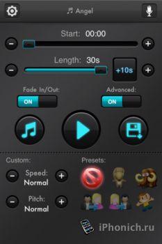 iPhone: создай свой рингтон с приложением Ringtone Maker!