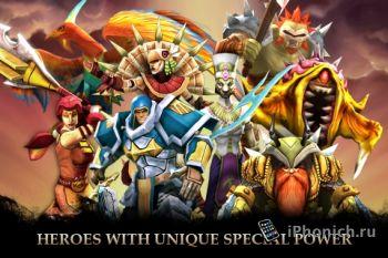 Legendary Heroes для iPhone и iPad