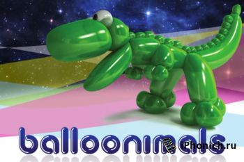 Игра Balloonimals на iPhone