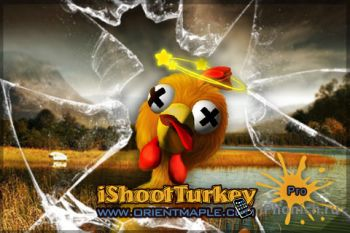 Игра для iPhone iShootTurkey Pro