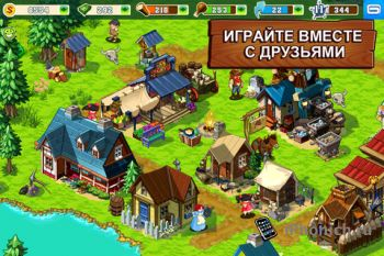 The Oregon Trail: American Settler для iPhone / iPad