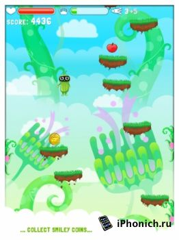 Игра для iPhone Fat Jump (+iPad)