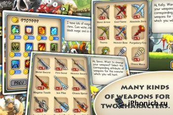 Игра для iPhone Pocket Warriors