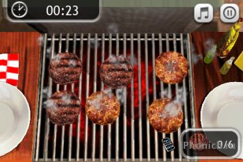 Игра на iPhone Pocket Chef™