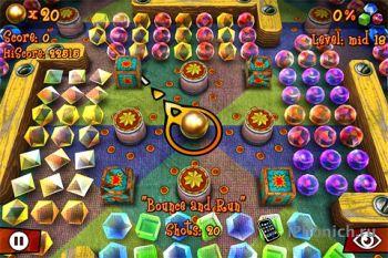 Игра для iPhone Gather the Gems!