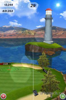 Flick Golf! - Мастхув игра для любителей гольфа!