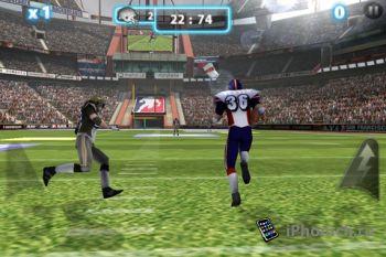 Backbreaker 2: Vengeance для iPhone