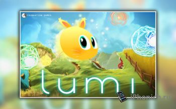Платформер Lumi на iPhone / iPod Touch / iPad