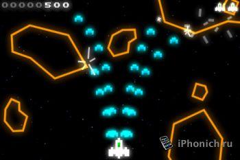 Игра на iPhone Radiant