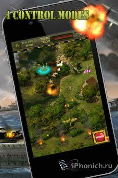 Игра для iPhone Allied Forces : Воздушный удар