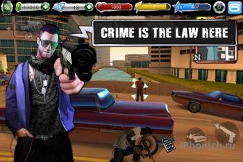Urban Crime для iPhone / iPad