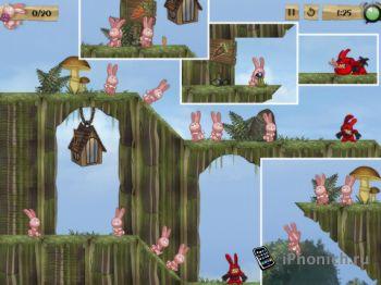 Cannibal Bunnies для iPad