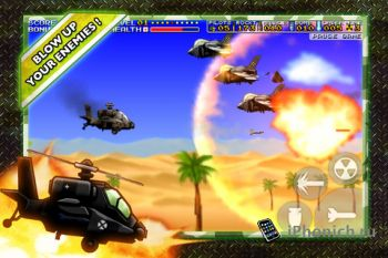 Игра для iPhone Apache Overkill