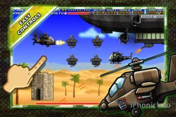 Игра для iPhone Apache Overkill