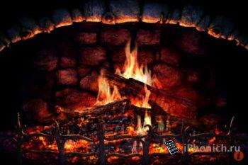Fireplace 3D для iPhone/iPad