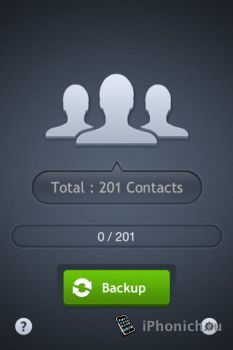 My Contacts Backup Pro для iPhone