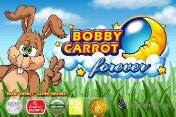 Bobby Carrot Forever - Знаменитый зайка теперь на iPhone