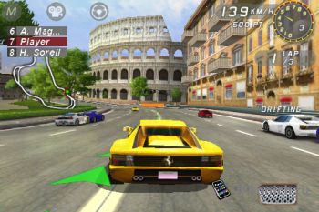 Ferrari GT: Evolution для iPhone