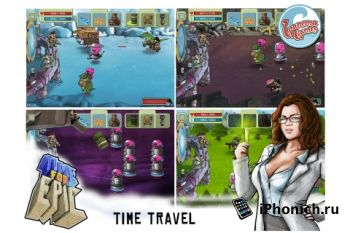 Игра для iPhone Time For Epic – Герои во времени!