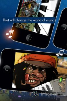 Игра для iPhone Frederic - Resurrection of Music Complete