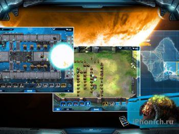 Игра для iPad StarBunker:Guardians