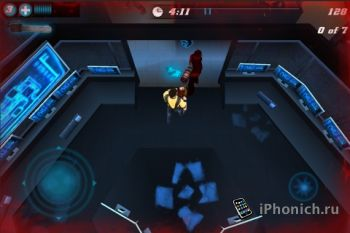 THE BRUTAL SPY для iPhone/iPad