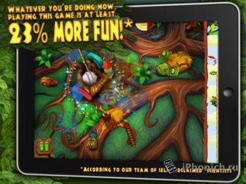 Ant Raid - интересная RTS игра для iPhone / iPad