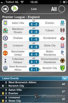 My Football Pro 3 для iPhone