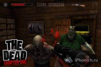 THE DEAD: Chapter One для iPhone / iPad
