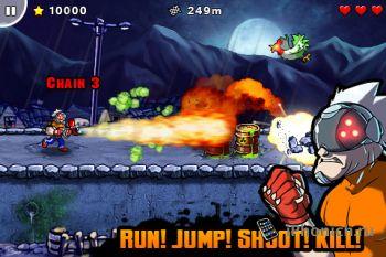 Игра для iPhone One Epic Game