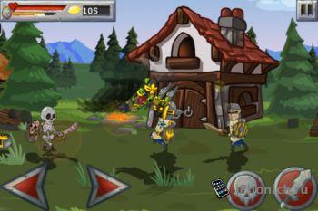 Monster Wars - Одна из лучших стратегических игр 2012 года