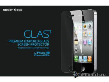GLAS.t - каленое стекло для защиты экрана iPhone