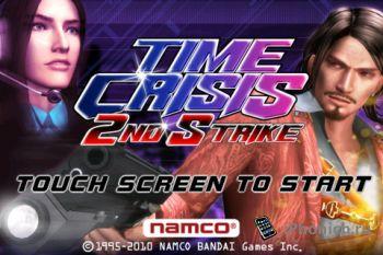 """TIME CRISIS 2ND STRIKE - Если вы любите шутеры, качайте эту игру"""""""