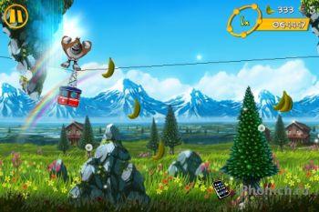 Gorilla Gondola для iPhone и iPad
