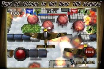 Игра для iPhone TANK BATTALION BLITZ