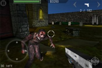 Zombies : The Last Stand на iPhone