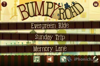 Bumpy Road для iPhone и iPad