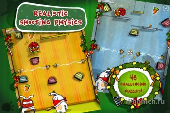 Игра для iPhone Robber Rabbits!