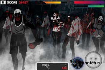 ZombieKiller Ultimate iPhone