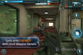 Battlefield 3: Aftershock для iPhone / iPad