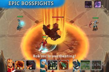 Игра для iPhone Raid Leader (+iPad)