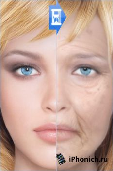 HourFace: 3D Aging Photo для iPhone