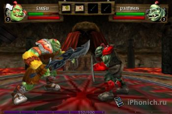 Игра для iPhone World Siege: Orc Defender™