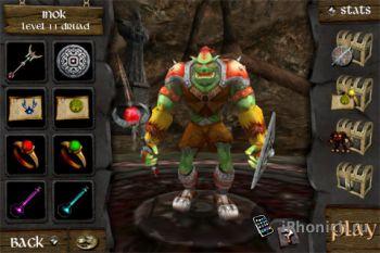 Игра для iPhone World Siege: Orc Defender™