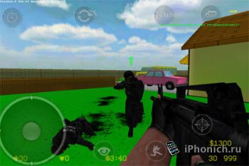 Counter Strike Portable для iPhone
