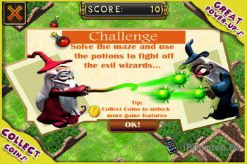 Maze Magic - бесплатная игра лабиринт