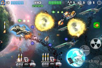 Starfighter Overkill - напряженный космический шутер