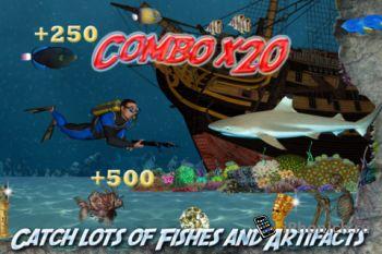 Atlantis Oceans - бесплатная игра для iPhone
